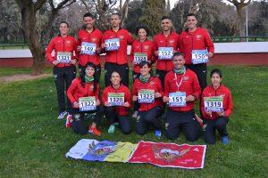 CTO ESPAÑA CAMPO A TRAVES CLUBES 2019 – LINARES (JAEN).