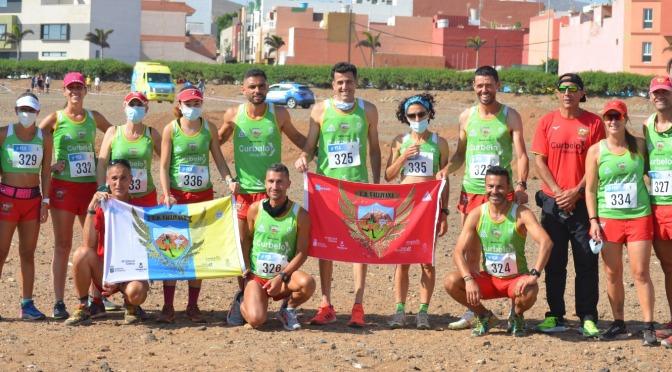 XXXV Campeonato de Canarias de Campo a Través 2021; Y XIX Campeonato de Canarias de Campo a Través Master 2021